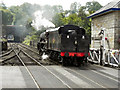 NZ8205 : Eric Treacy at Grosmont by David Dixon