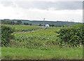 SE8878 : Potato crop field by Pauline E