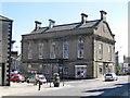 SE1190 : Grade II listed former town hall, Leyburn by Pauline E