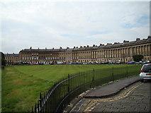 ST7465 : Royal Crescent terrace #2 by Robert Lamb