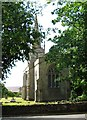 SO8674 : St. Mary's Church, Stone Hill, Stone by P L Chadwick