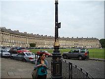 ST7465 : Royal Crescent terrace #3 by Robert Lamb