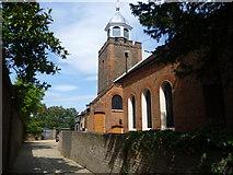 TQ1873 : St Peter's Church, Petersham by Marathon
