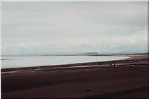 ST3049 : The beach at Burnham on Sea by nick macneill