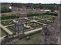 SP2772 : The Elizabethan Garden, Kenilworth Castle by David Dixon