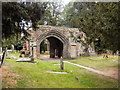 SP2872 : St Mary's Abbey Gatehouse by David Dixon