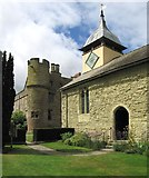 SO4465 : St.Michael & All Angels church by Dave Croker