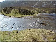 NN9874 : Narrows in Loch Loch by Gordon Gibb
