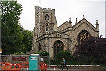 TQ2475 : All Saints Church, Fulham by Bill Boaden
