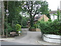 TQ3977 : Lasseter Place, near Greenwich by Malc McDonald