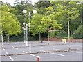 SO9490 : College Car Park by Gordon Griffiths