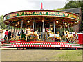 SJ6903 : Victorian Fairground Carousel, Blists Hill by David Dixon