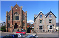 ST0743 : Methodist Church and Bed & Breakfast by Des Blenkinsopp