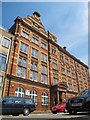TQ2583 : Former offices, Glengall Road, NW6 (2) by Mike Quinn