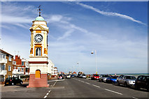 TQ7307 : The Clock Tower - Bexhill-on-Sea by Brian Chadwick