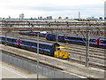 TQ2182 : Old Oak Common - First Great Western depot by David Hawgood