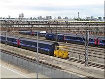 TQ2182 : Old Oak Common - First Great Western depot by David Hawgood