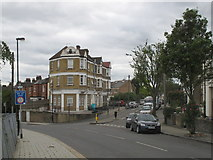 TQ2182 : Wells House Road  by David Hawgood