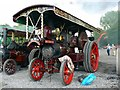 SU1189 : Showman's traction engine, Swindon and Cricklade Railway, Blunsdon by Brian Robert Marshall