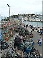 SX9256 : Brixham Harbour by Chris Allen