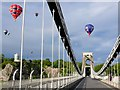 ST5673 : Clifton Suspension Bridge by Nigel Mykura