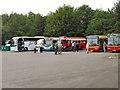 SE6083 : Bus and Coach Park, Helmsley by David Dixon