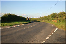 SX3257 : Carrawcawn Cross by roger geach