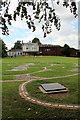 SU8486 : Marlow Millennium Maze, Marlow, Buckinghamshire by Christine Matthews