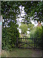 TM2460 : Footpath to Mutton Lane by Adrian Cable