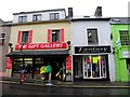G9278 : The Gift Gallery / Fantasy, Donegal Town by Kenneth  Allen