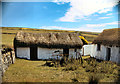 SC1867 : Cregneash Folk Village by David Dixon