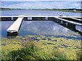 SU9178 : The Start, Dorney Lake by Colin Smith