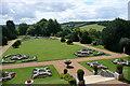 SU8695 : Hughenden Manor gardens by Graham Horn