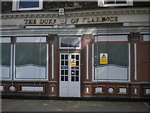 TQ3179 : The Duke of Clarence, London Road SE1 by Robin Sones