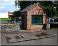 J4279 : Old weighbridge, Cultra by Rossographer