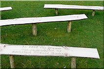 SU8695 : Art at Hughenden Park (5) by Graham Horn