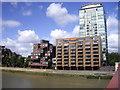 TQ3078 : Crown Reach Pimlico by PAUL FARMER