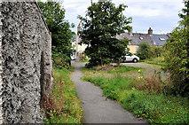 J4569 : Lane, Comber (1) by Albert Bridge