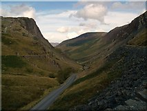NY2213 : Honister Pass by Euan Nelson