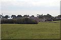 SJ5744 : The Grange Farm near Hollyhurst by John Firth