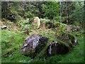 NO0345 : Fallen rocks by James Allan