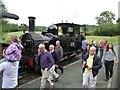 SJ1307 : Passengers for Welshpool get back on by Christine Johnstone