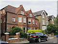 TQ2784 : Lambolle Road, NW3 by Mike Quinn