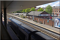 SP0198 : Walsall Station by Stephen McKay