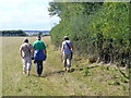 SP3420 : Rambling on the Oxfordshire Way by Colin Smith