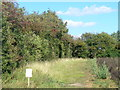 SP3321 : Oxfordshire Way, West of Dean Grove by Colin Smith