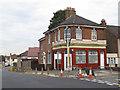 TQ4484 : Closed pub by Stephen Craven