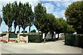 SJ0178 : Entrance to Sun Valley Caravan Park by Jeff Buck