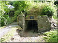SJ3702 : Snailbeach Mine - the entrance to the main adit by Richard Law