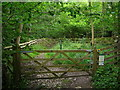 SD5477 : Entrance to Hutton Roof Crags nature reserve by John H Darch